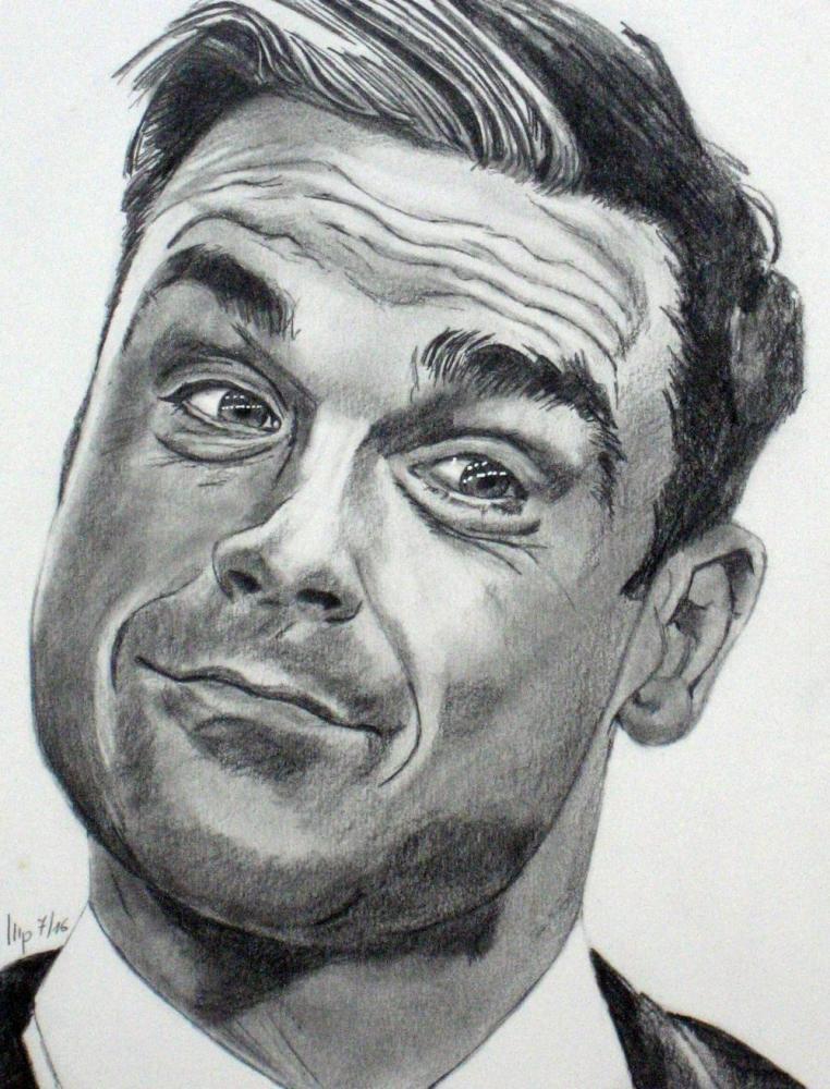 Robbie Williams par patrick